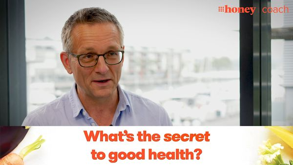 Dr Michael Mosley interview: How to lose weight - 9Coach