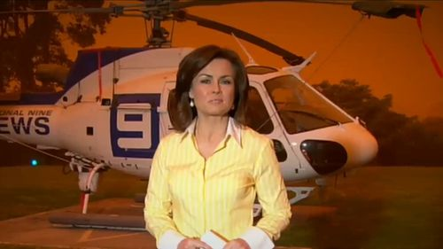 Wilkinson joined the show in 2007. (9NEWS)