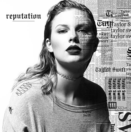 Swift's album 'reputation' was released last month. (AAP)