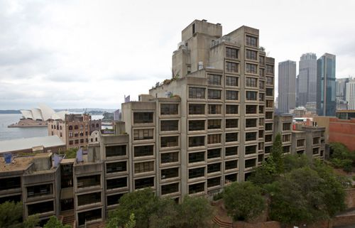 The NSW Government sold the Sirius building at The Rocks, near Sydney Harbour, for $150 million earlier this year.