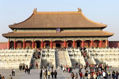 <strong>Forbidden City, Beijing, China</strong>
