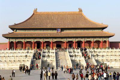<strong>Forbidden City, Beijing, China</strong>