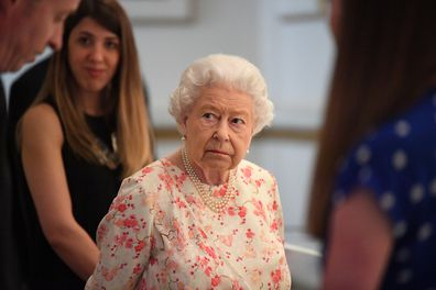 The Queen reveals she's glad 'complicated' royal dances are a thing of the past