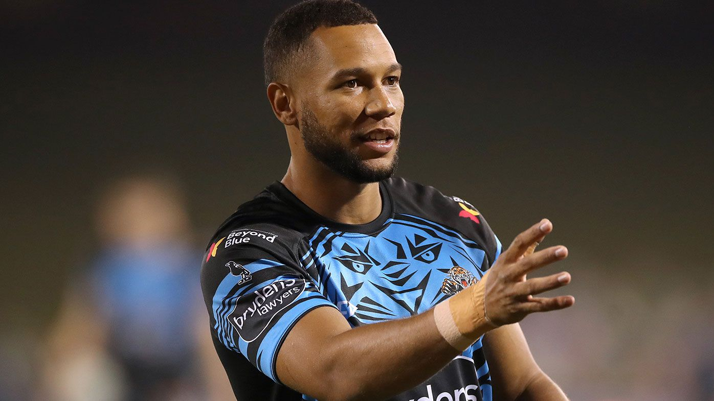 Moses Mbye relinquishes Wests Tigers' captaincy