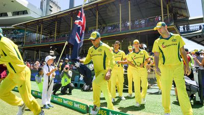 Aussies strike early in must-win ODI in Sydney