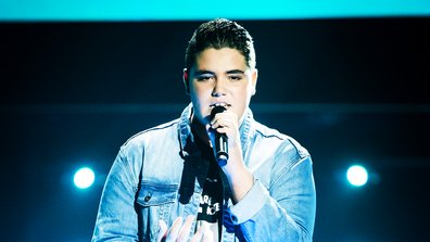 <p>SInging P!nk&#39;s anthemic hit, &#39;What About Us&#39;, 14-year-old Jordan got the final chair turn of 2019&#39;s Blind Auditions.</p>
