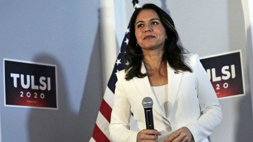 Tulsi Gabbard has fended off suggestions she is a Russian asset.