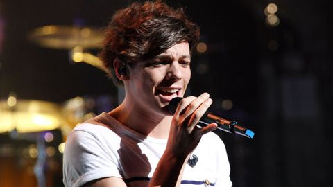 Louis 1D's 'f--- you' Twitter rant after estranged dad's interview