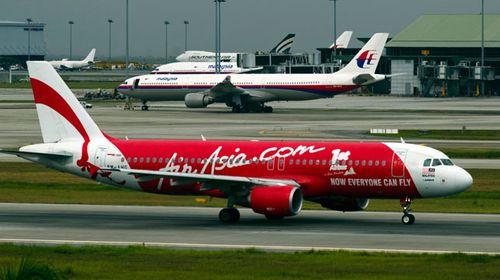 An Air Asia A320. (AAP)