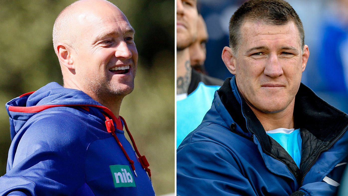 'I was actually being genuine': Newcastle Knights' Nathan Brown clears air over Paul Gallen comments