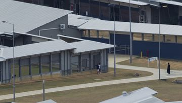 ABF moving criminals from 'under pressure' detention centres to Christmas Island