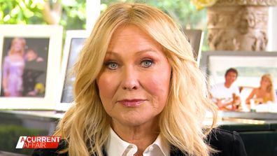 TV presenter Kerri-Ann Kennerley says she's suing the government over the lack of help she got for her late husband.