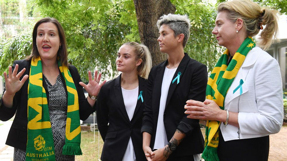 Government provides $4m for Women's 2023 World Cup bid