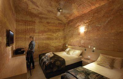 12. Sleep underground in Coober Pedy, SA