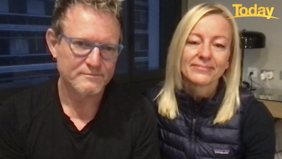 A 'logistical' plan is in place to fly the couple to Queensland so they can be with Frans.