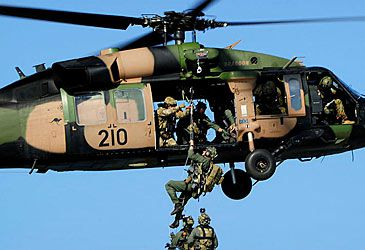 Daily Quiz: What is the motto of Australia's Special Air Service Regiment?
