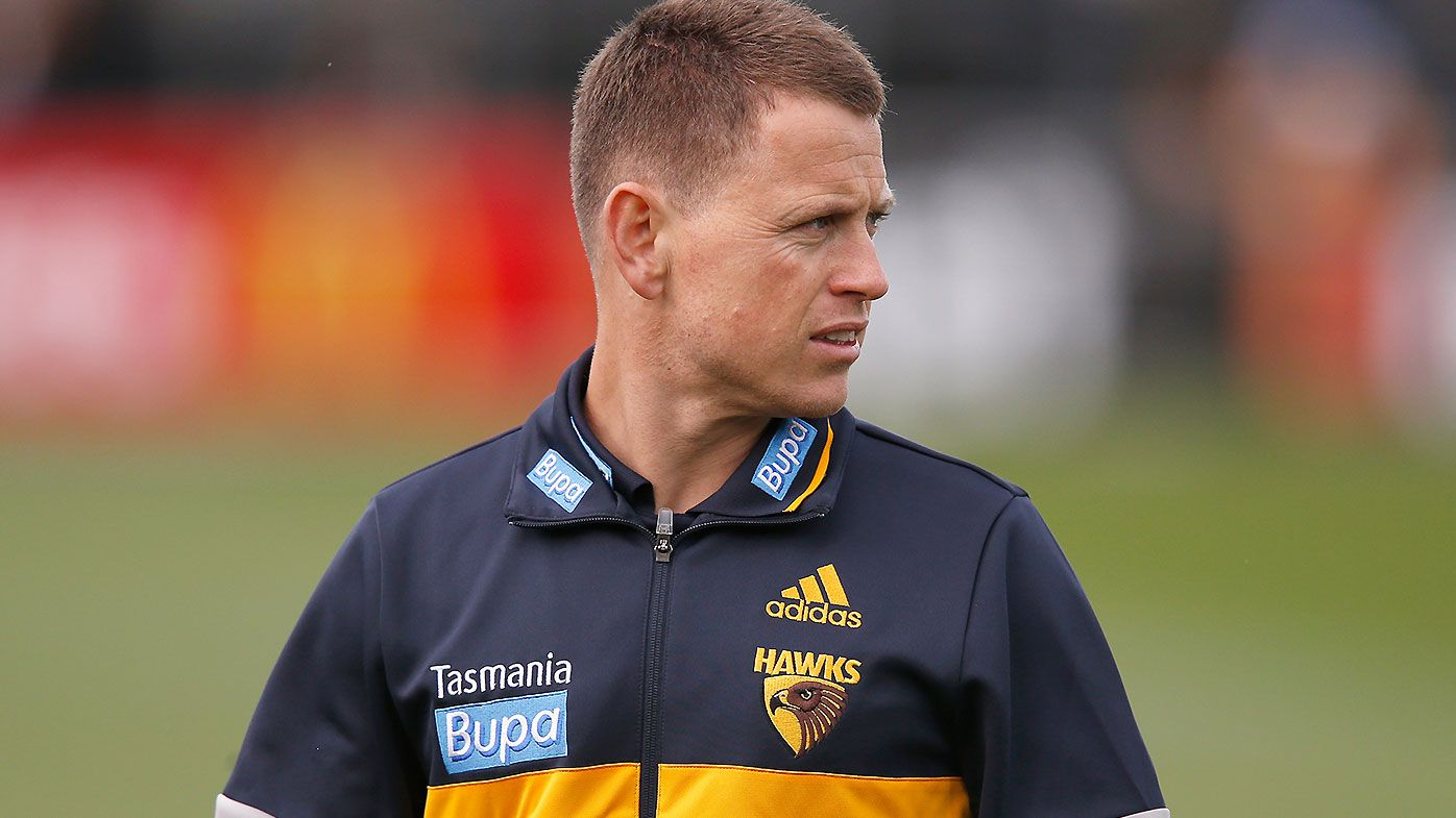 Former Carlton coach Brendon Bolton returns to Hawthorn as Director of Coaching