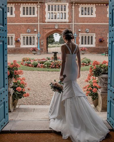UK Love Islands' Camilla Thurlow wedding.