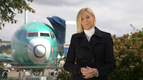 60 Minutes reporter Liz Hayes looks into the unknown computer system that was onboard two deadly Boeing crashes.