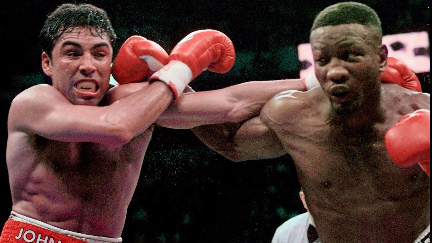 Boxing champion Pernell 'Sweet Pea' Whitaker hit by car, dead at age 55