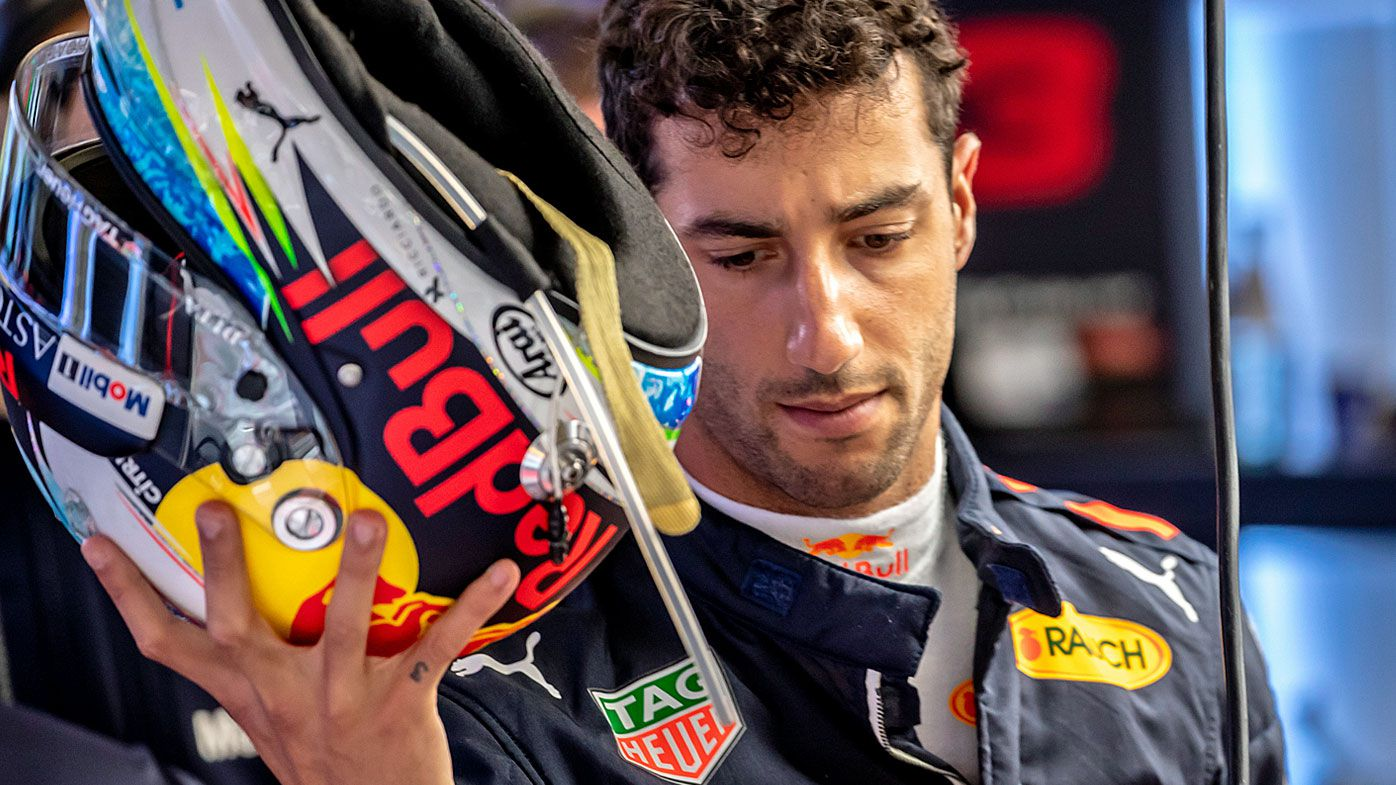 Sebastian Vettel wins in Belgium Grand Prix to rein in Lewis Hamilton, Daniel Ricciardo crashes out