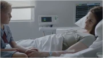 A new ad campaign by The Heart Foundation has been slammed online for its insensitive approach.