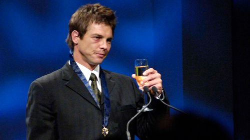Ben Cousins reportedly tried to get his hands on his Brownlow Medal to sell to fund his drug habit.