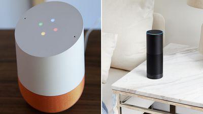 Google Home vs Amazon Alexa - everything you need to know