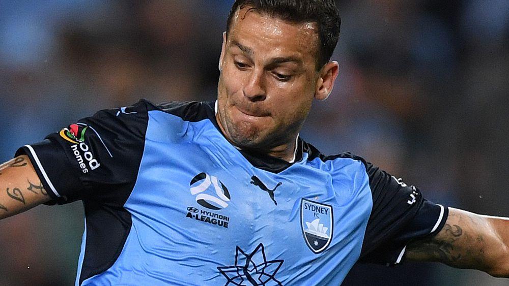 Bobo hat-trick seals Sydney A-League win