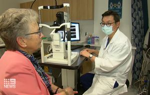 New treatment for people suffering blindness condition