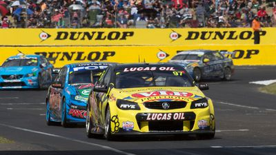 Tickets to the 2014 V8 Bathurst races.
