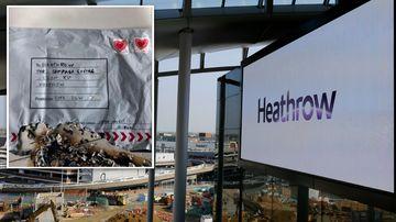 London package bombs Heathrow Airport Waterloo Police Operation