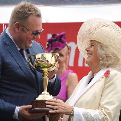 Camilla, Duchess of Cornwall, 2012.