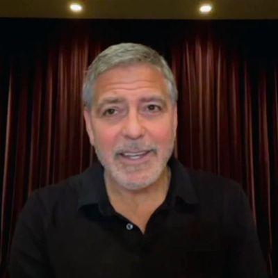 George Clooney: 2021