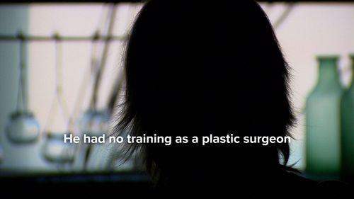 "Dr Blackstock's former patient ""Melanie""."