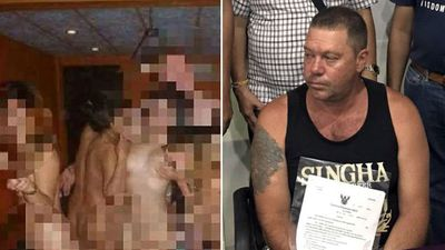 'Wild boat orgy' advert leads to Aussie's arrest