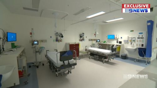 It's hoped the move will free up beds at the Royal Adelaide Hospital. (9NEWS)