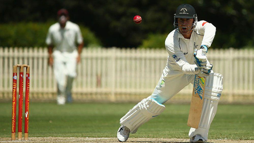 Clarke hits 48, uncertain on future