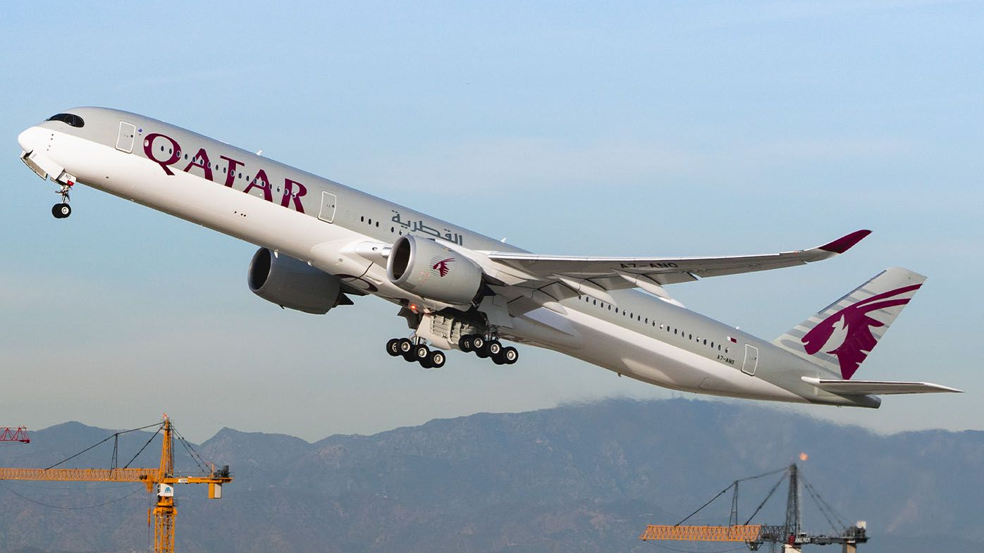 Qatar Airways flight affected by COVID-19 delivers Australian Open another crushing blow