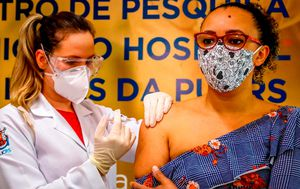 'Serious adverse event' that led Brazil to suspend Sinovac trial has 'no relation' to coronavirus vaccine