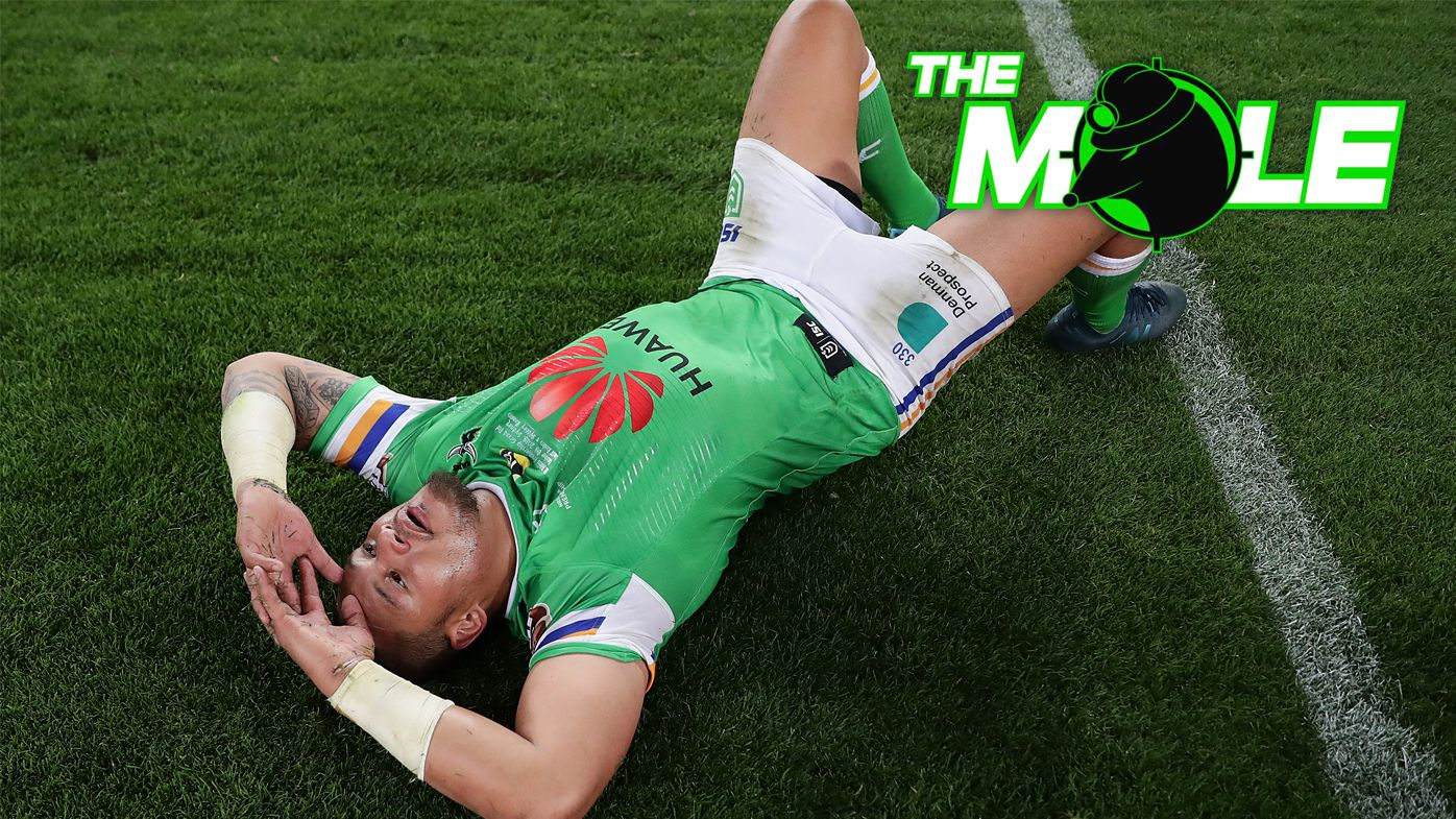 The Mole: Grand final players ratings: Roosters vs Raiders studs and duds
