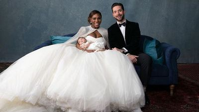 Serena Williams marries tech entrepreneur