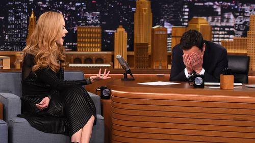 Jimmy Fallon could have dated Nicole Kidman (Getty)