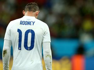 Wayne Rooney. (Getty)