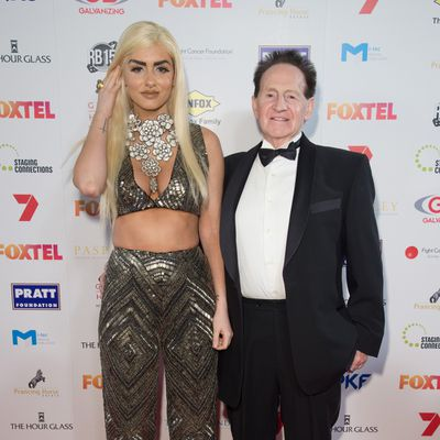 Losers: Gabi Grecko and Geoffrey Edelsten,<em> The Celebrity Apprentice</em>