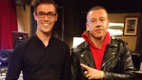 Mr Young had worked with rapper Macklemore and pop star Kelly Clarkson.