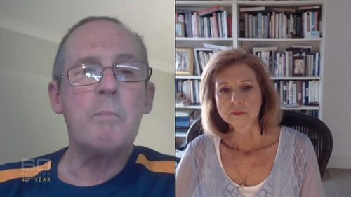 Bettina Arndt and Nicolaas Bester conducted a controversial interview.