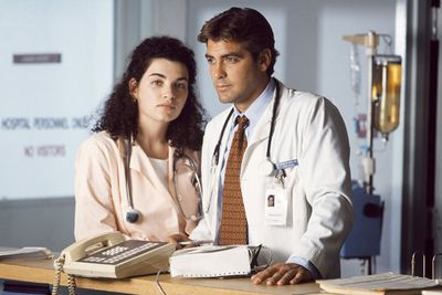 Arguably TV's greatest medical drama made George Clooney famous as Dr Doug Ross and <i>The Good Wife</i>'s Julianna Margulies as Nurse Carol Hathaway.