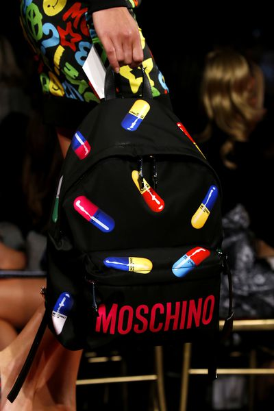 Moschino, spring/summer '17, Milan Fashion Week