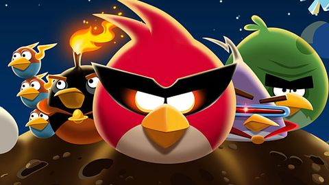 Angry Birds animated series coming soon